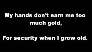 Johnny Cash - Country Trash lyrics