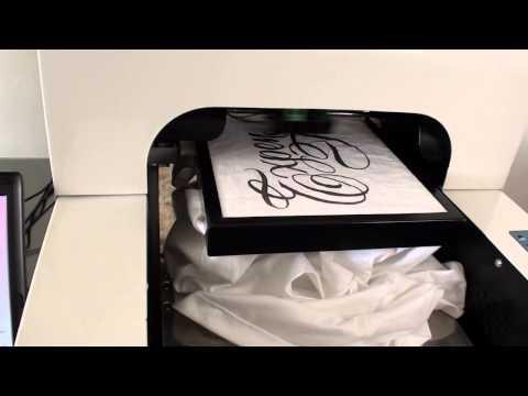 Te Koop T-Shirt Printer