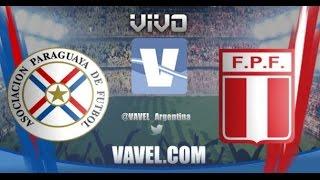 Paraguay vs Peru Promo
