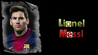 [КМЗ]: Лионель Месси (Lionel Messi) - Как Менялись Знаменитости