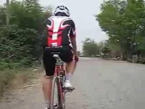 ปั่นจักรยานเสือหมอบ