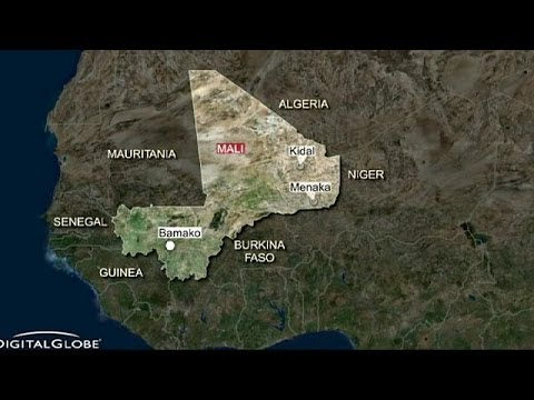 Mali rebels seize key northern cities