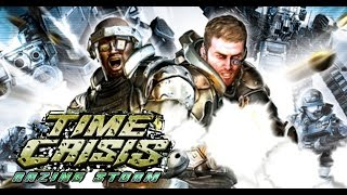 Time Crisis Razing Storm - 2 player (PS3)