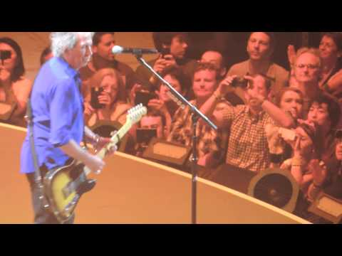 The Rolling Stones-   Happy (Keith Richards on lead vocals), Live @ Perth, 1.11.2014