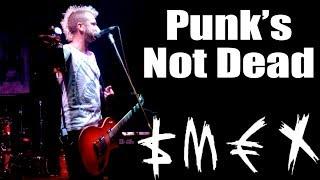 СМЕХ - PUNK'S NOT DEAD (г. Орёл) LIVE