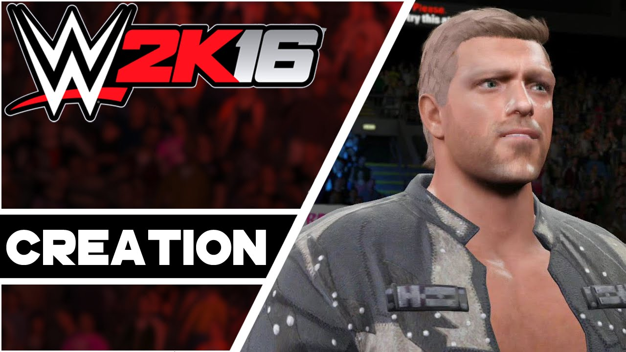 Wwe 2k16 Edge Short Hair Youtube