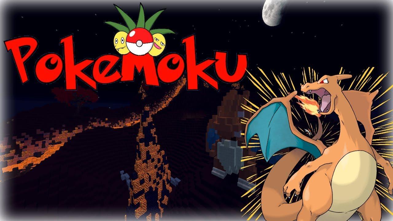 Un Dracaufeu Dominant Menace Le Ranch De L Ile Kaoku Pokemoku Pixelmon Ep12