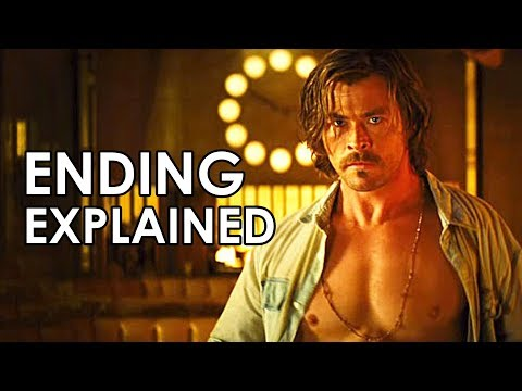 Bad Times At The El Royale: Pre-Credits Ending Scene Explained
