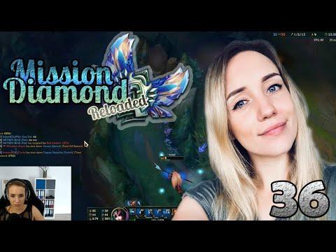 League of Legends | Mission Diamond RELOADED 36 | Plat I PROMO 1 - 0 thumbnail