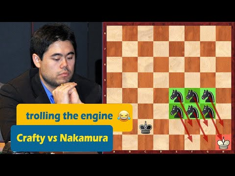 Hahaha! Yes, This Is A Real Game Played By Nakamura