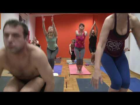 Ashtanga Yoga Belgrade Led Class with Vairagya Ranko