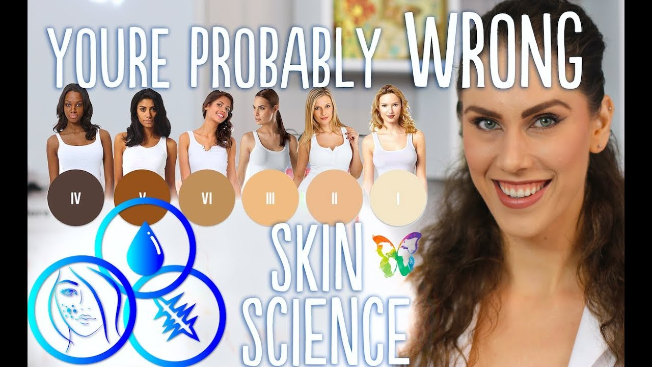 Download HOW TO FIND YOUR SKIN TYPE AND FITZPATRICK LEVEL | SKIN SCIENCE