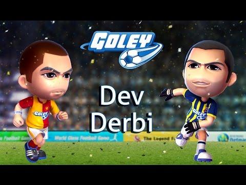 Goley Joygame - Galatasaray 2 – 1 Fenerbahçe Derbi Maçı