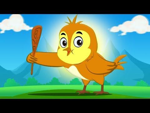 Chu Chu Karti Aayi Chidiya   Song In Hindi   चू चू करती आई चिड़िया