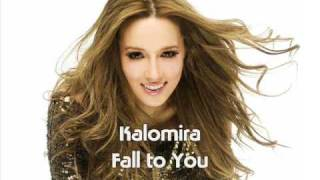 Watch Kalomira Fall To You video