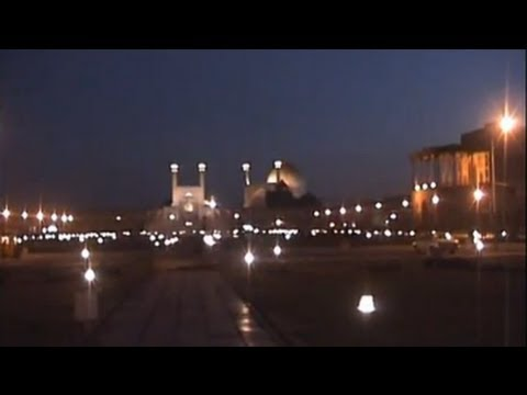 Touristical trip in Iran (Splendeurs de la Perse)