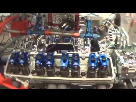 383 SBC 470HP/450TQ CUSTOM ENGINE 470 HP Wilhelm Cordes