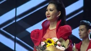Học trò Hương Giang, Quỳnh Hoa xuất sắc giành giải Vàng Siêu mẫu Việt Nam 2018