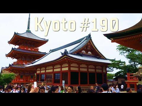 Kyoto - Wiege der japanischen Kultur! | Weltreise Vlog #190 Kyoto, Japan