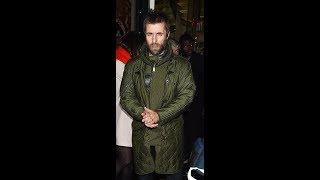 Boozy Liam Gallagher celebrates at NME after party