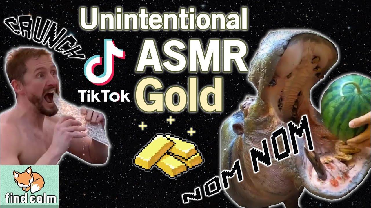 Unintentional ASMR TikTok ✨😌 Intense & Satisfying ASMR Gold ✨ Compilation #1
