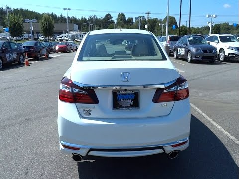 2016 Honda Accord Hickory, Morganton, Huntersville, Statesville, Gastonia, NC 25136