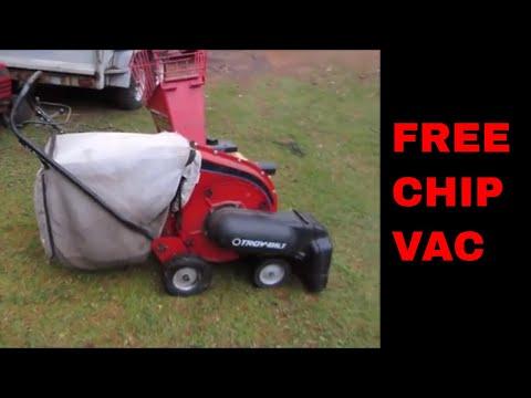 Troy-Bilt Chipper Vac, Can We Fix It?