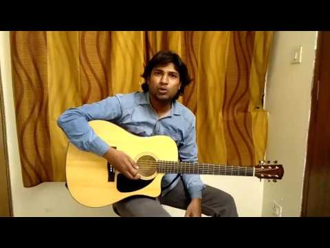 Aaja re ( yeshua band) guitar chords lesson by Lalit paul