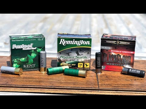 Which Shotgun Shell Has The BEST PATTERN?? PT. 2