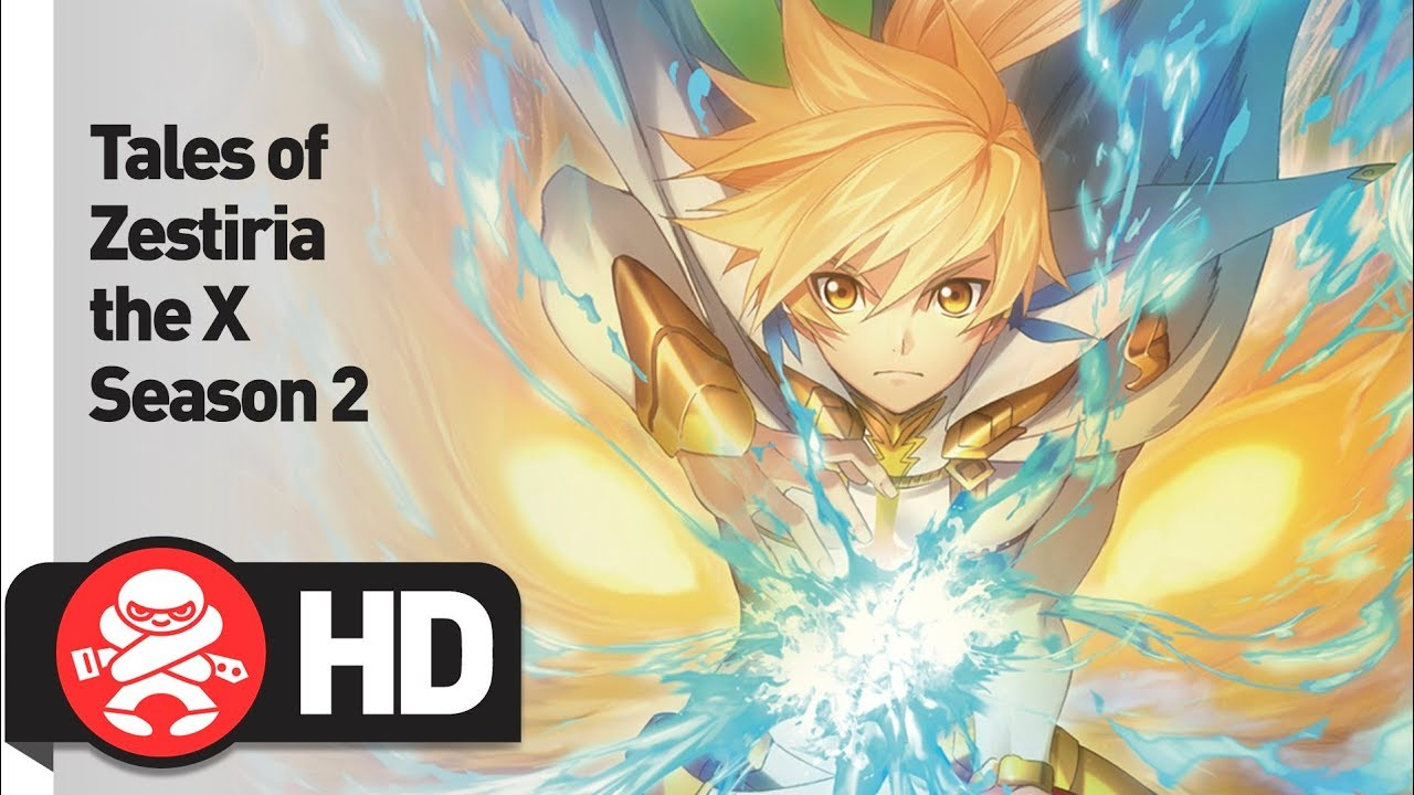 Tales of zestiria the x complete season 2 official trailer