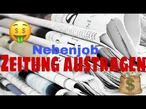Zeitung Austragen Wie Viel Verdient Man