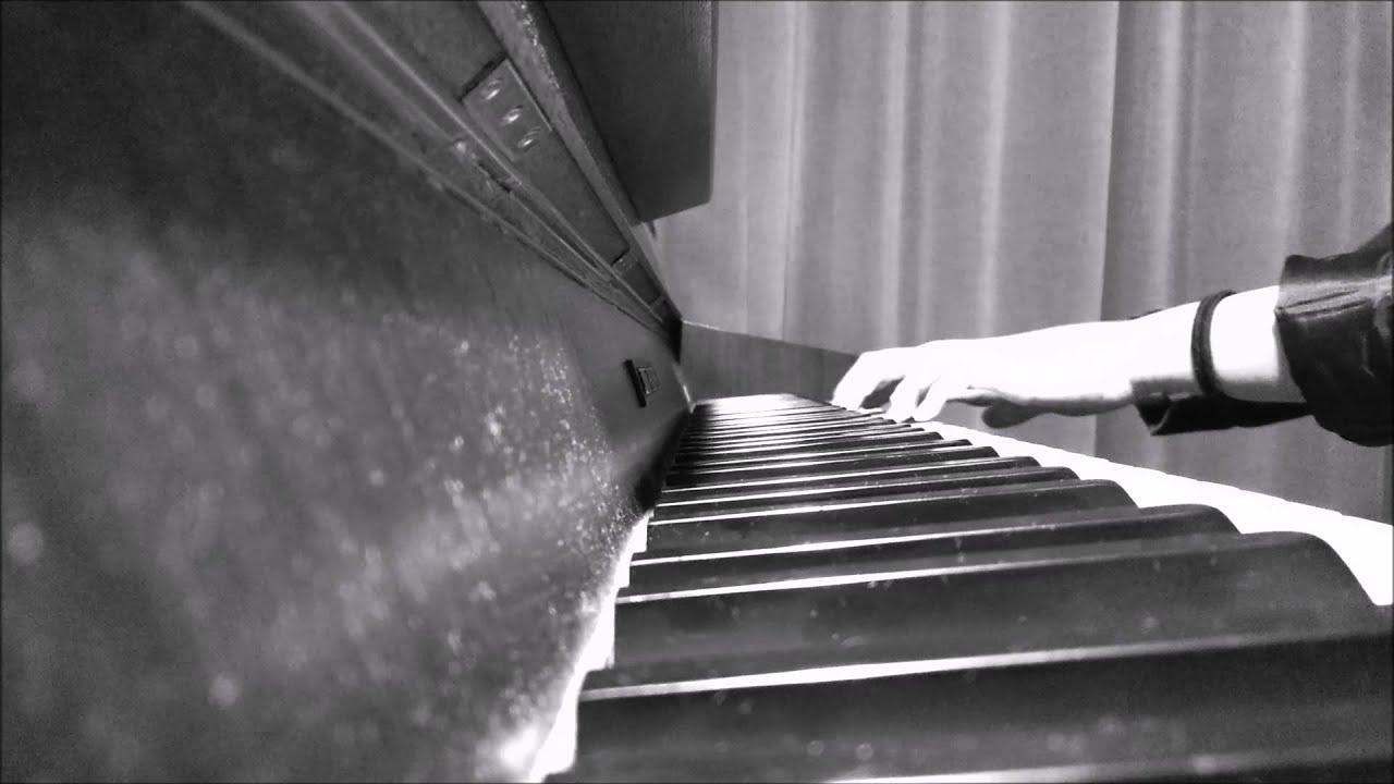 End Theme 5 Centimeters Per Second Piano Cover
