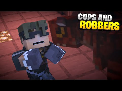 Minecraft MODDED Cops And Robbers IS BACK