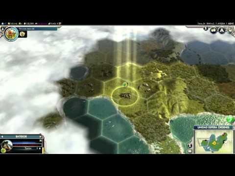 Civilization V INCA   #1   Un cambio de estrategia de juego
