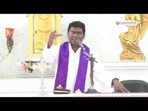 """""""Jesus Healing Lenten Retreat"""" @ Divine Mercy Church, Annanagar ,Chennai, TN, INDIA, 04-02-17"""
