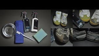 sherkz shoe cleaner and rejuvenator