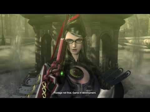 Bayonetta 2 - Video