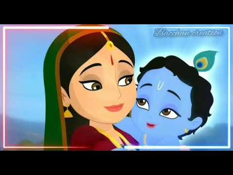 Cute Baby Krishna Song Status Youtube
