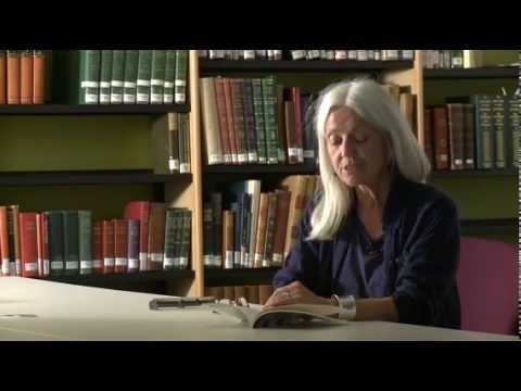 """Paula Meehan reads her poem """"My Father Perceived as a Vision of St. Francis"""""""