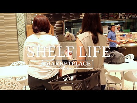 Shelf Life at Marketplace by Rustan
