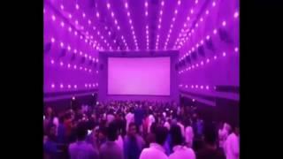 bairavaa teaser celebration at theater