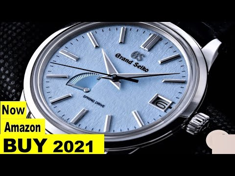 Top 7 Best Grand Seiko Watches To Buy In 2020 Amazon