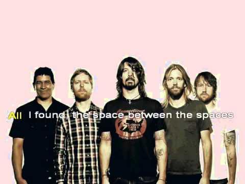 Foo Fighters - Outside [Karaoke Version]