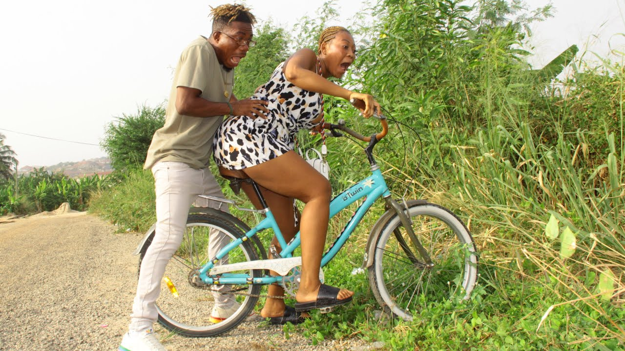 Download THE BICYCLE RIDER ❤️🚴 🚴❤️ (  LAKE JAMES & SWEET MIMI COMEDY🔥🔥🔥)