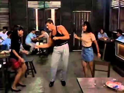"Jean Claude Van Damme - ""Blurred Lines"" Unofficial Music Video"