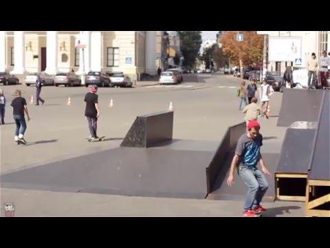 10 09 11 Киев. День физкультуры и спорта