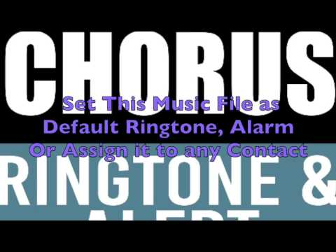 Downtown Chorus by Macklemore and Ryan Lewis Ringtone and Alert