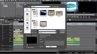 Belajar Edius 4 - Menambah Track Video Audio Title