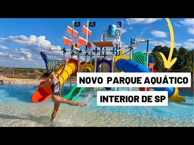 """PARQUE AQUÁTICO NO INTERIOR DE SP - ECO THERMAS PARK - #6 """"O melhor do interior"""""""