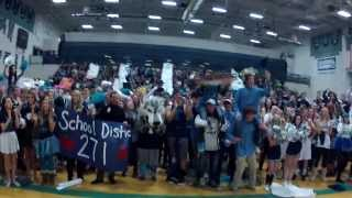 Happy Fireworks Lake City High School Lip Dub 2013